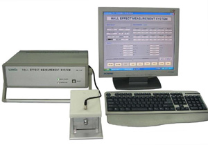 Ecopia HMS-3000 Hall Measurement System