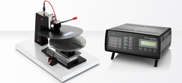 Multiposition Wafer Probe with RM3000 Test Unit
